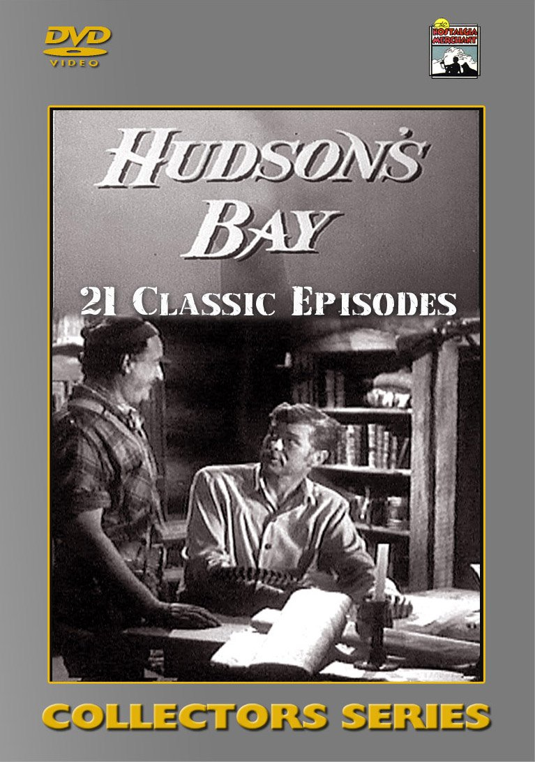 Amazon com: Hudson's BAY - Classic Tv Shows - DVD (1950s