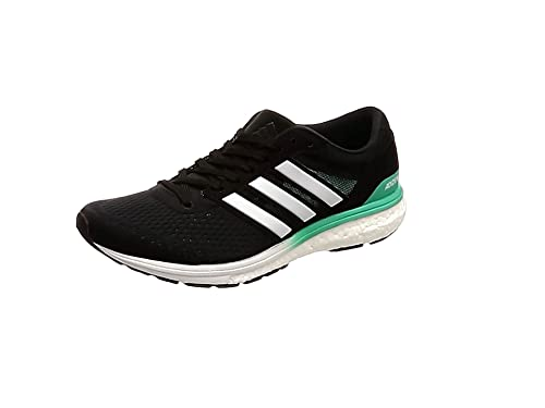 adidas Athletics 24/7 W, Chaussures de Gymnastique Femme, Noir (Core Black/Core Black/Hi-Res Orange S18 Core Black/Core Black/Hi-Res Orange S18), 37 1/3 EU