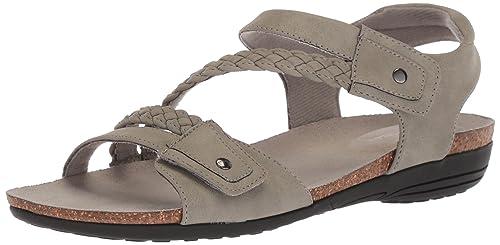 28e7a5e210726b Easy Street Women s Zone Flat Sandal