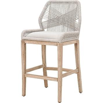 Brilliant Amazon Com Star International Furniture Loom 30 Bar Stool Squirreltailoven Fun Painted Chair Ideas Images Squirreltailovenorg
