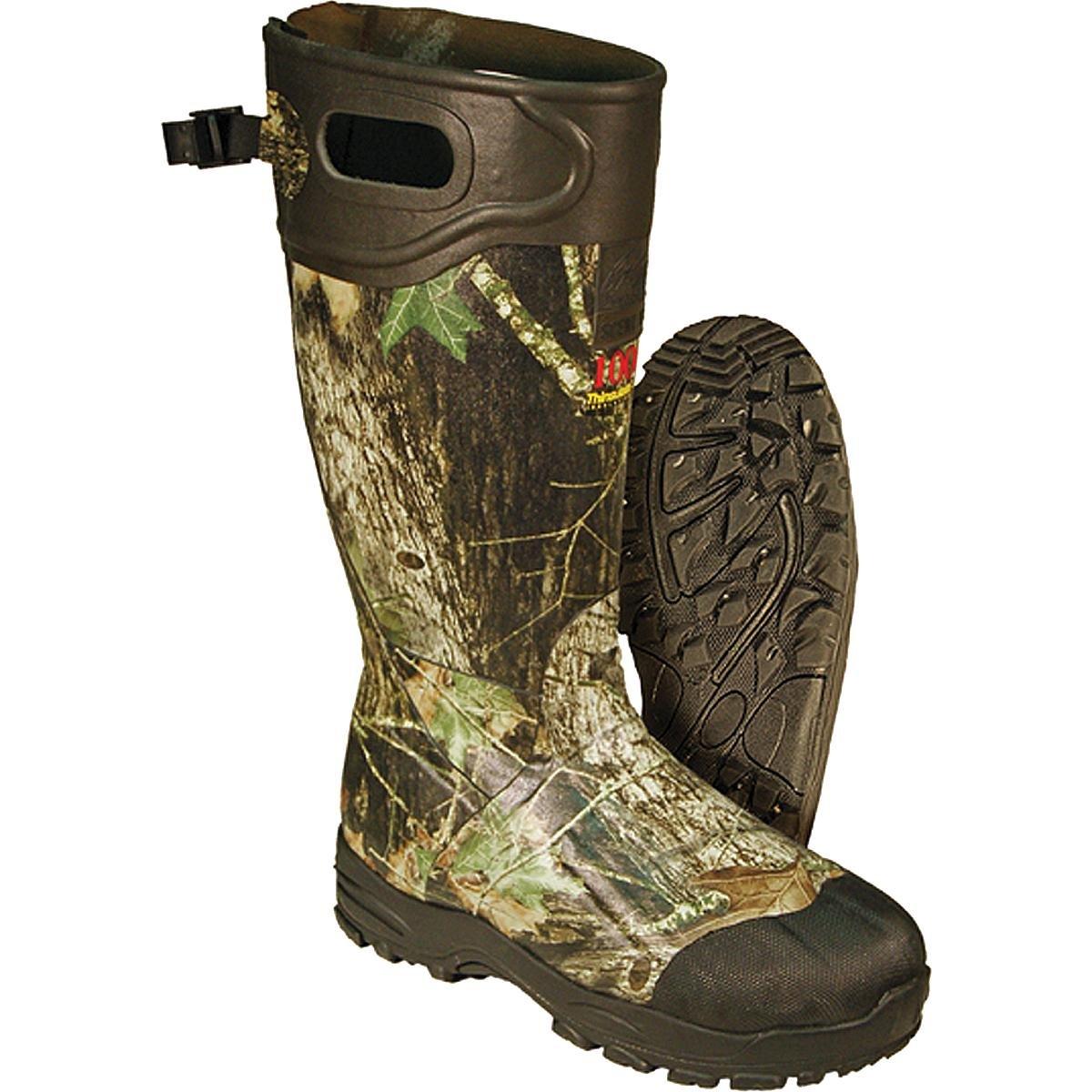 Itasca Men's Swampwalker Tall Waterproof Rain Boot, Camouflage, 12.0 D US