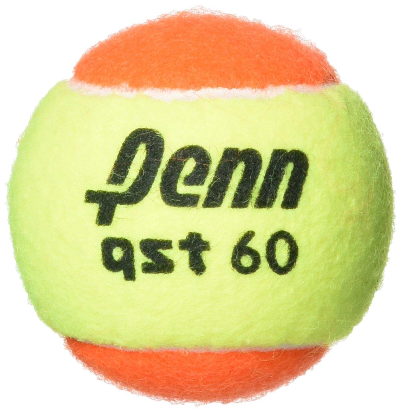 Penn QST 60 Felt Tennis Balls, 12 Ball Polybag
