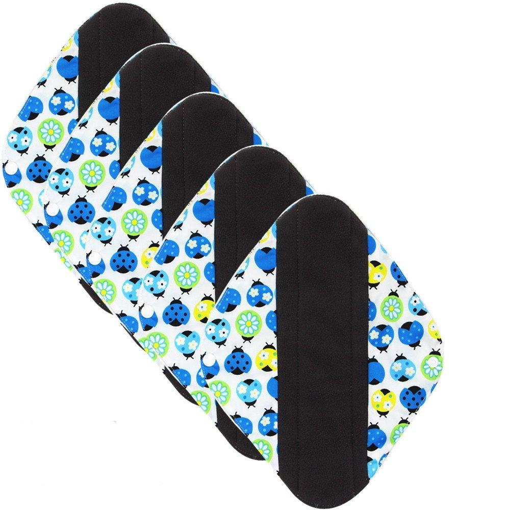 Amazon.com: alexiabridal (TM) Gamuza sanitaria Menstrual ...
