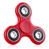 Amazon Price History for:Spinner Fidget Toys MOFIR High Speed Fidget Spinner Stress Reducer Focus Toy for Autism Adult Children Perfect for ADD, ADHD, EDC , Anxiety (Red)