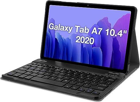 ProCase Étui clavier pour Galaxy Tab A7 10.4