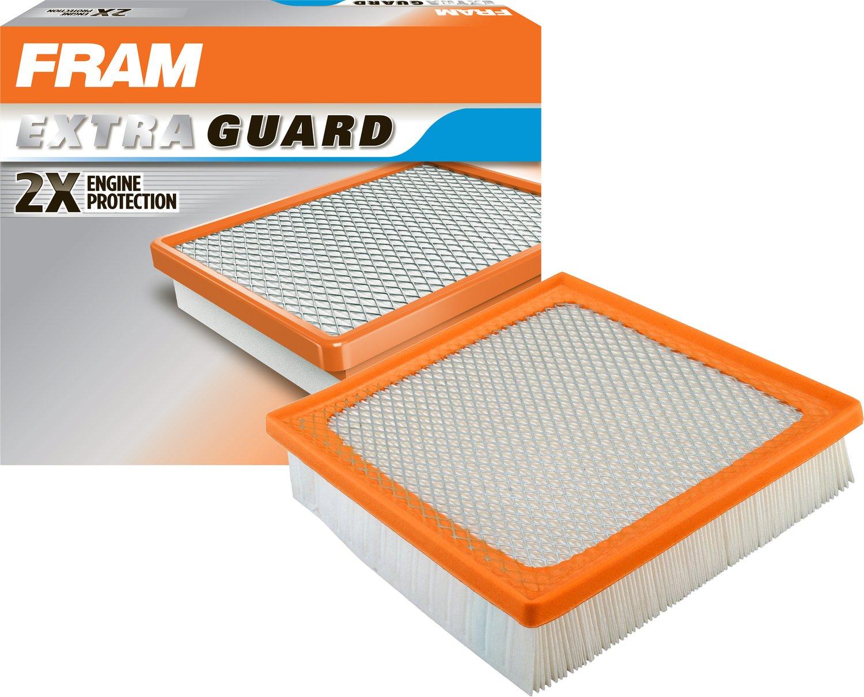 FRAM Extra Guard Flexible Rectangular Panel Air Filter}