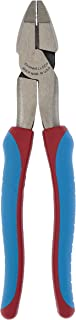 product image for Channellock 369CB 9-Inch Lineman Plier with Code Blue Comfort Grips, 9.5-Inch CODE BLUE