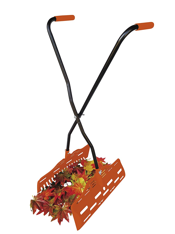 Laubgreifer mit Stiel - Laubsammler - Laubpicker