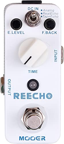 Mooer Reecho, Digital Delay Pedal