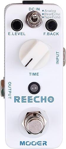 Mooer Reecho, Digital Delay Pedal