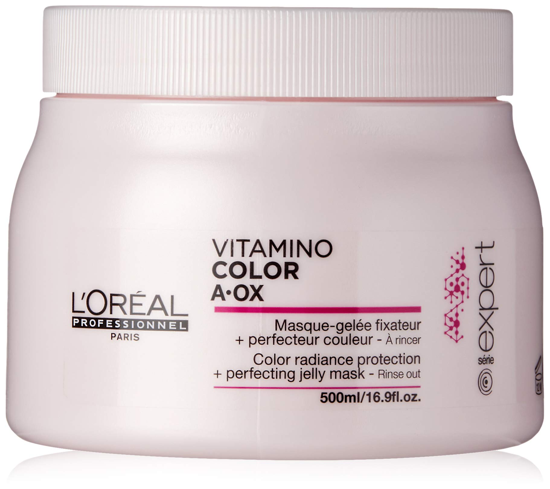 L'Oreal Professional Serie Expert Vitamino Color A-Ox Masque, 16.89 Ounce