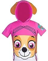 Nickelodeon Paw Patrol Hooded Shirt: Skye, Everest - Girls