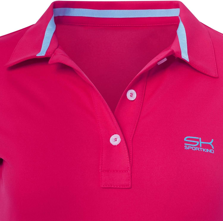 SPORTKIND ni/ñas y Mujeres Tenis//Hockey//Golf//Vestido de Polo