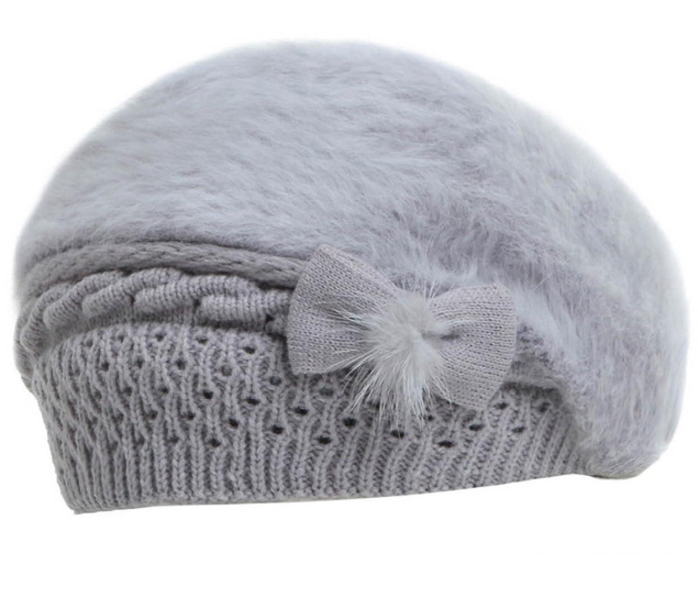 Otoño E Invierno Señora Sombrero De Mediana Edad Casquillo Del Recorrido Al  Aire Libre Cálido Sombrero f21c601c5bd
