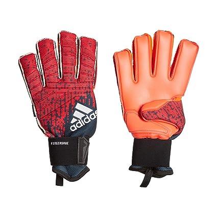 e52490023cae8 Amazon.com : adidas Predator PRO FINGERSAVE Goalkeeper Gloves Finger ...