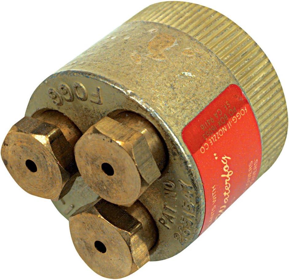 Fogg-it Nozzle Standard Hose Connection 2gpm Fog Spray Hose Attachment