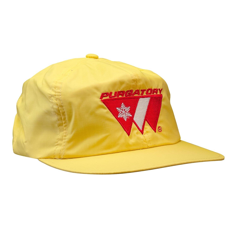 Amazon.com  Purgatory Waterproof Yellow Vintage Hat  Clothing 464a2a480e3