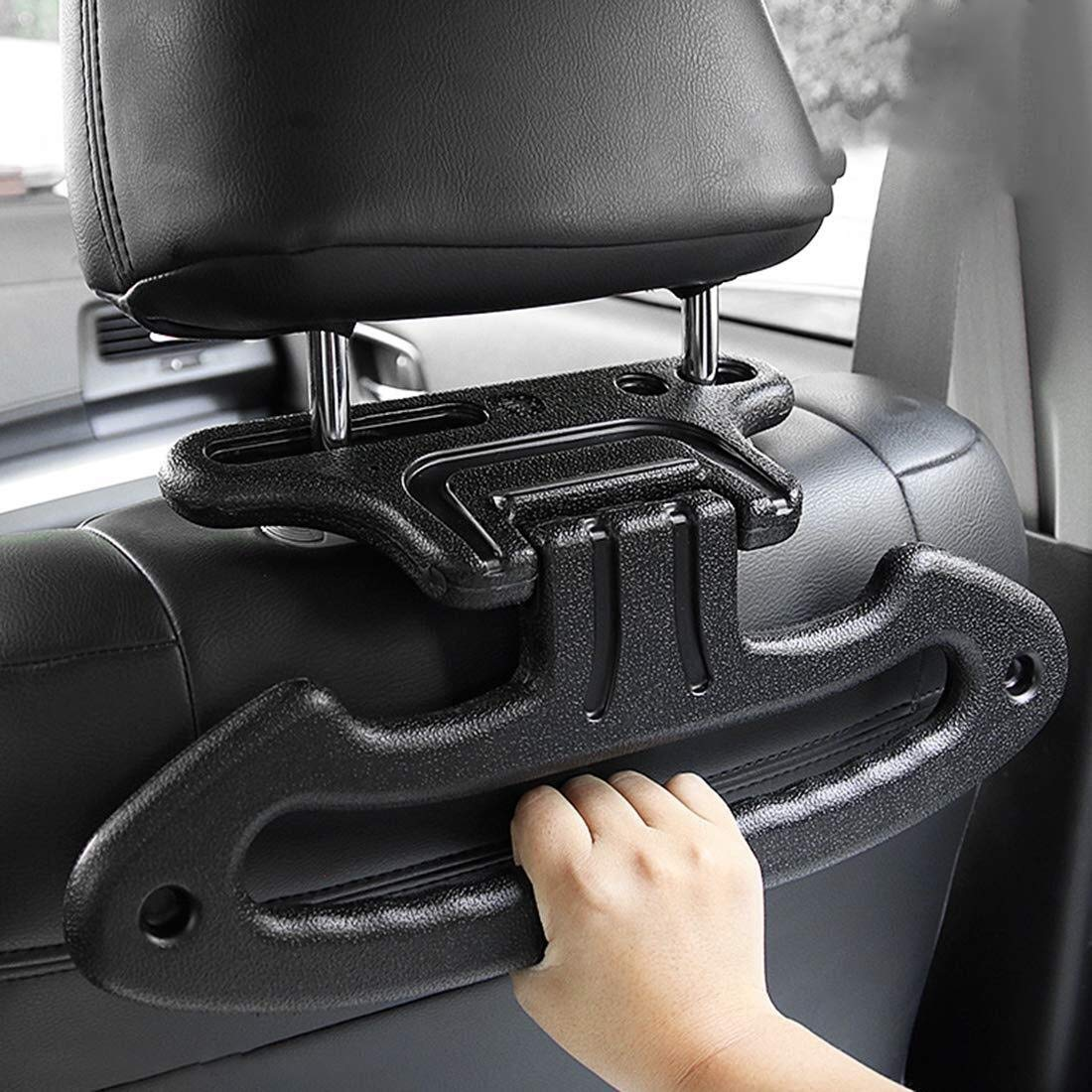 BAOYUANWANG Arge Capacity Multi-Function Car Seat/Hook/Safety Handle Keep The seat Clean
