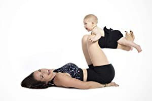 ROOS WRAPS Exercise with Your Baby/Enhance Baby's Development/Mom &amp Sweepstakes