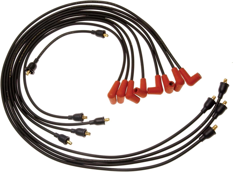 ACDelco 748HH GM Original Equipment Spark Plug Wire Set