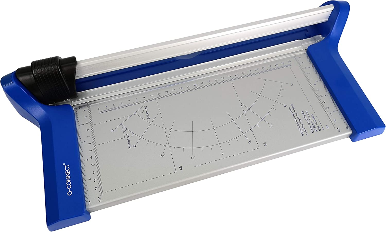 Festnight Tragbarer Papierschneider A4-Format Papierschneider-Schneidemaschine 12-Zoll-Schnittbreite f/ür Bastelpapier Fotolaminiertes Papier