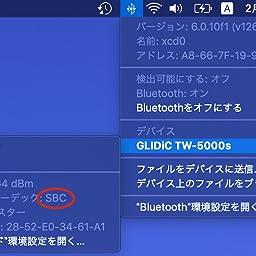 Amazon Co Jp Glidic Sound Air Tw 5000s Tw 5000後継機 完全ワイヤレスイヤホン 外音取込機能 両耳通話機能 Bluetooth対応 マイク搭載 充電ケース付 自動on Off ブラック 日本正規代理店品 家電 カメラ