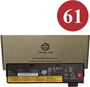 JIAZIJIA 01AV423 Laptop Battery Replacement for Lenovo ThinkPad A475 T470 T570 T480 T580 P51S P52S TP25 Series 61 4X50M08810 01AV422 01AV424 01AV452 SB10K97579 SB10K97580 11.4V 24Wh 2100mAh 3-Cell