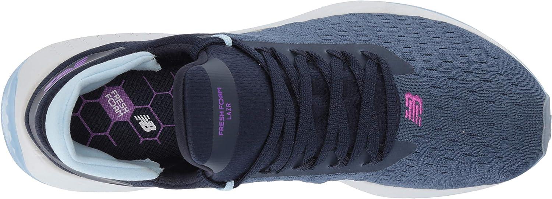 New Balance Herren Lazr V2 Fresh Foam Vintage Indigo/Pigment/Dark Violet Glo