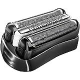 32B Cabezales de Afeitado Poweka para Braun Series 3 Cassette Afeitadora Eléctrica Hombre: Amazon.es: Salud y cuidado personal