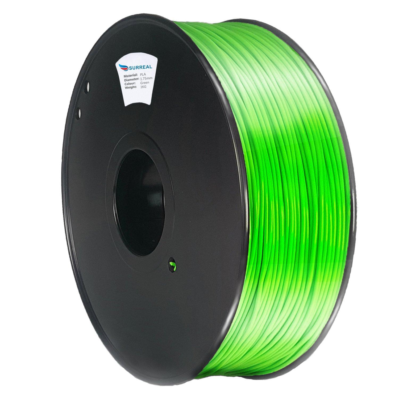 Surreal Pure - Filamento para impresora 3D ABS, 1,75 mm, bobina de ...