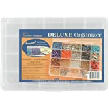 Bulk Buy: Darice Deluxe Organizer 20 Compartments 10768 (3-Pack)