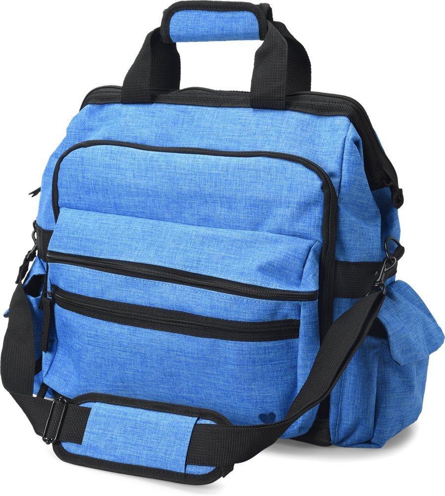 Nurse Mates Ultimate Nursing Bag Electric Blue