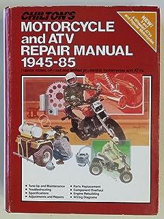 chilton s motorcycle repair manual alan f turner 9780801965098 rh amazon com Engine Rebuilds Chilton Manuals Chilton Manuals PDF
