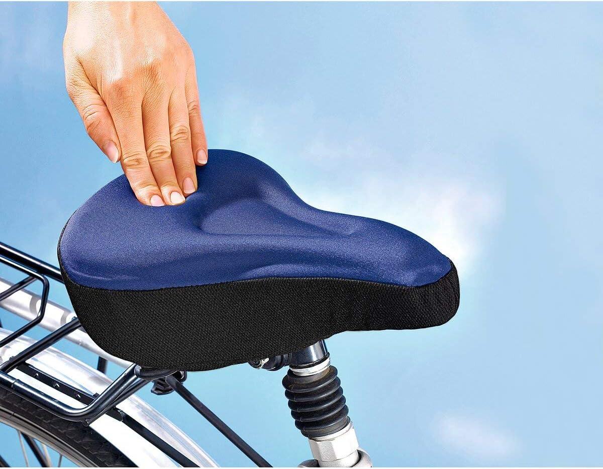 Sattel Sitz Fahrradbezug Sch/öne Erde Menschen Live Universal Fahrrad Sitzbezug Sitzbezug