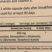 Amazon Com Amberen Safe Multi Symptom Menopause Relief