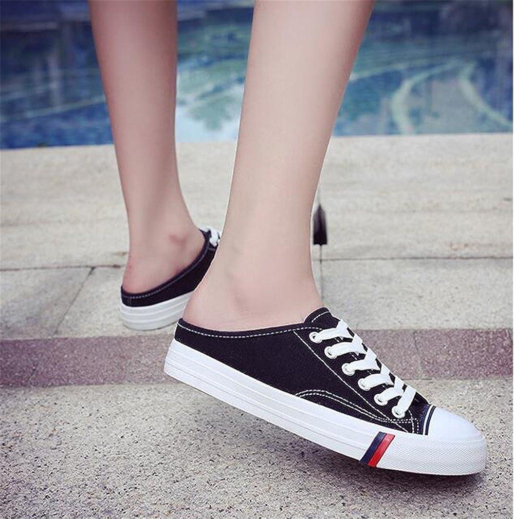 eleganceoo Womens Easy Walk Slip-On Light Weight Recreational Comfort Loafer Sneaker