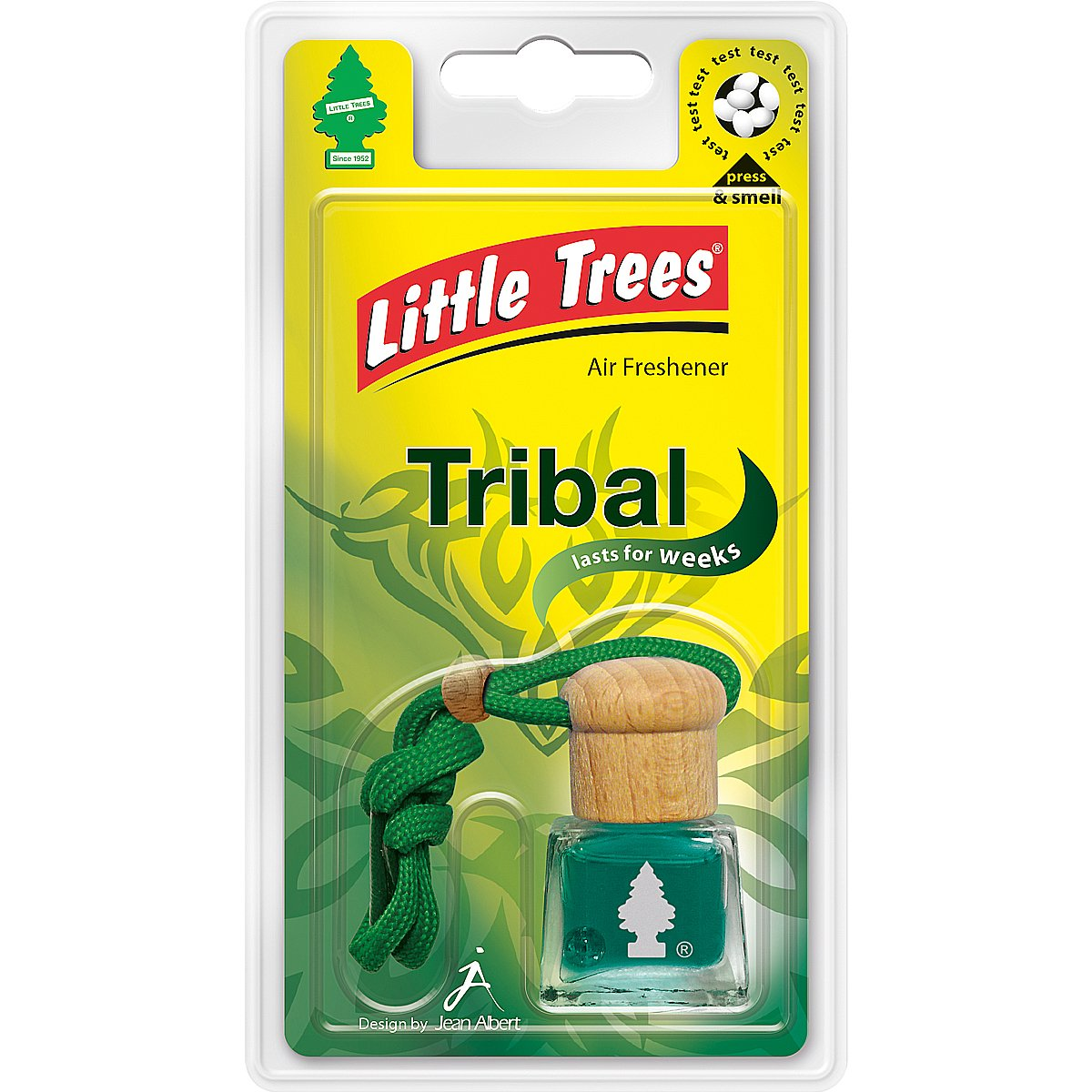 Little Trees MTZ01 Air Fresheners Vanillaroma, 6 Pieces