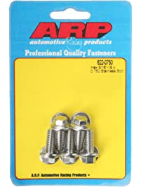 ARP 6220750 5-Pack Of Stainless Steel Hex Bolts, Size 5/16-18, 0.750 Under Head Length