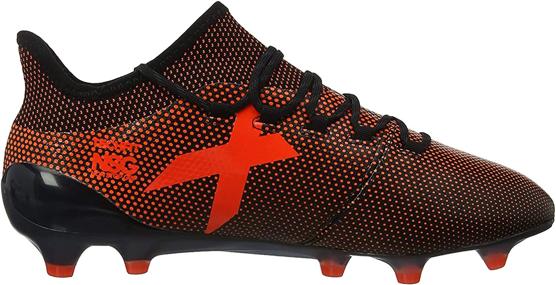 Yellow adidas Performance Mens X 17.1 FG Football Boots