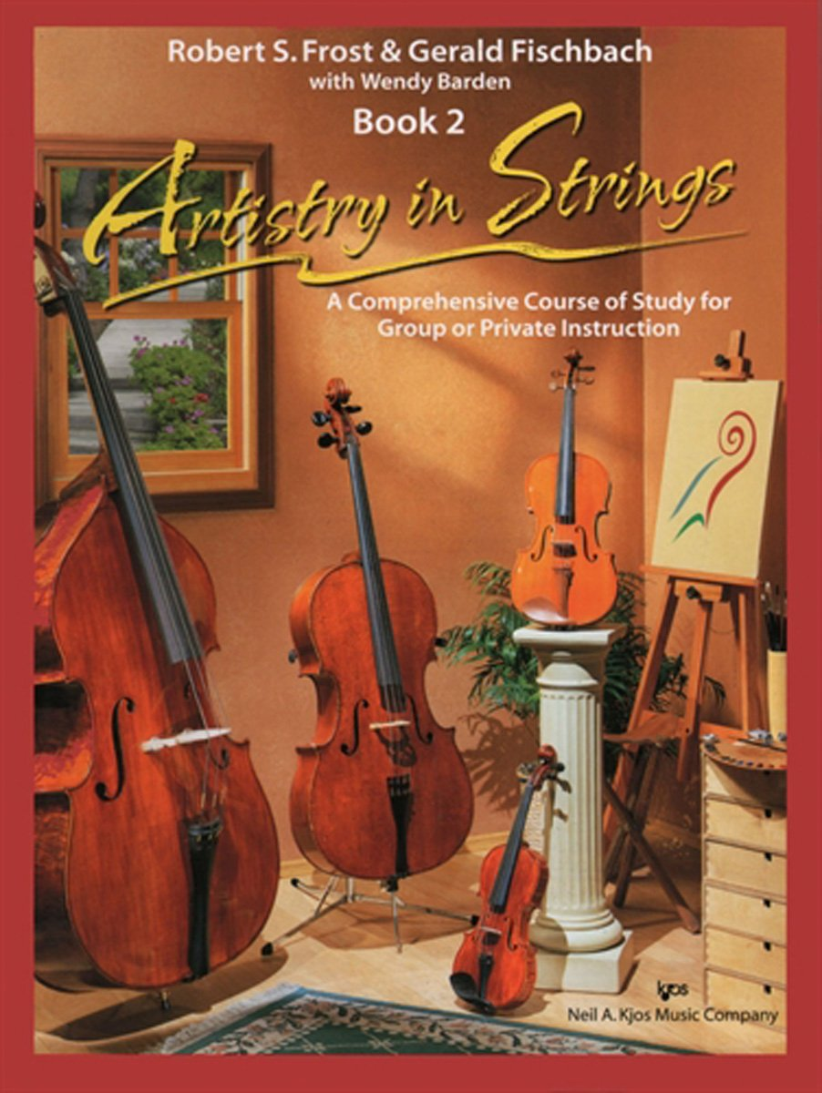 101F - Artistry in Strings - Teacher's Complete Score & Manual - Book 2 / 3-CD Set ebook