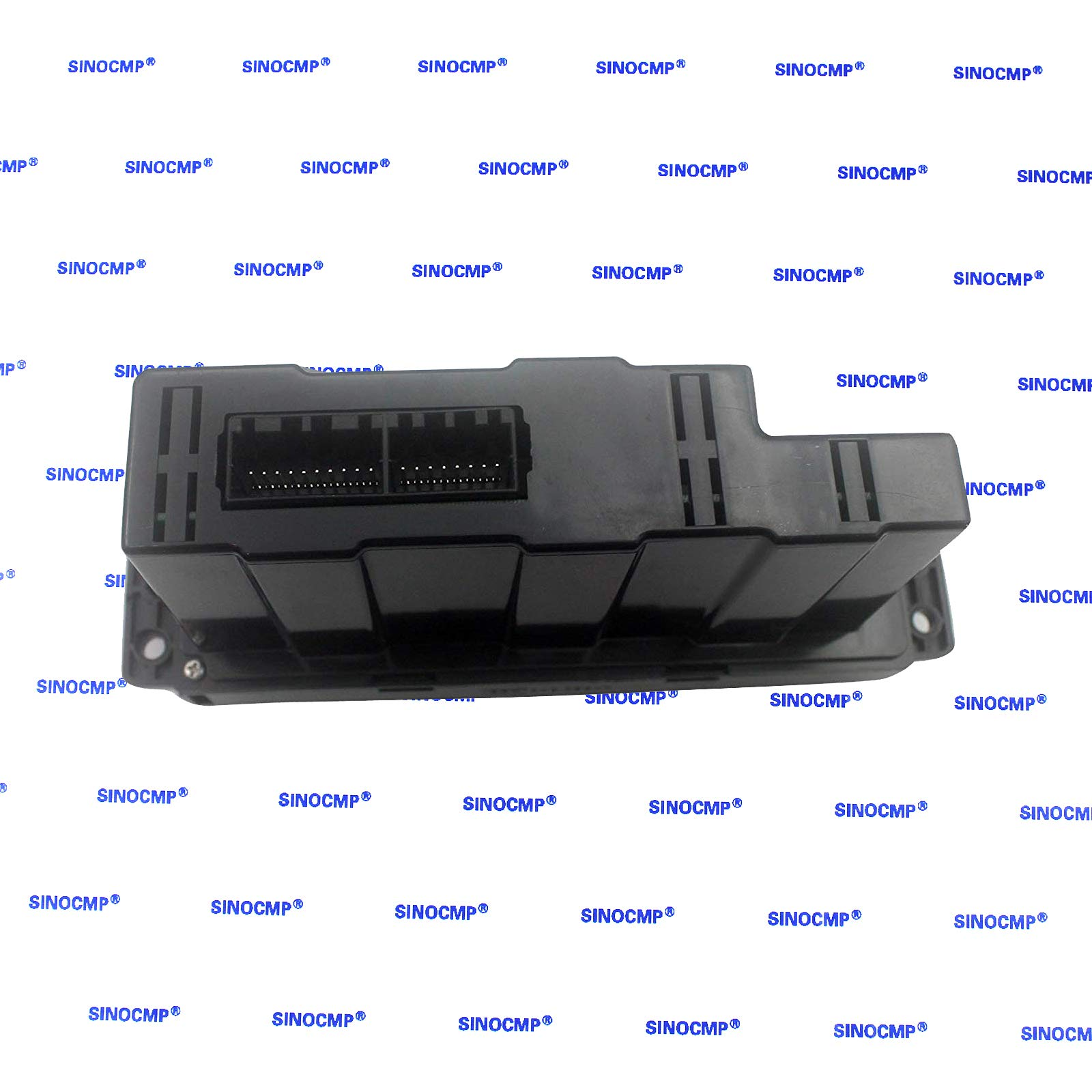 SINOCMP Air Conditioning Controller for Hitachi ZX200-1 Excavator Parts 4713662 4692239 4426048 A//C Control Panel 24V 6 Month Warranty