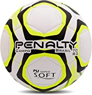 Bola Campo Brasil 70 R3 IX Penalty 70 cm Branco