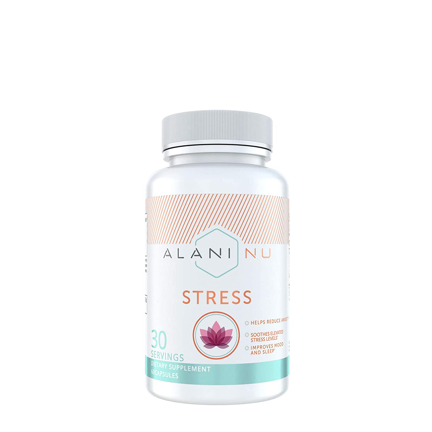 Amazon.com: Alani Nu Stress Support Capsules: Health ...