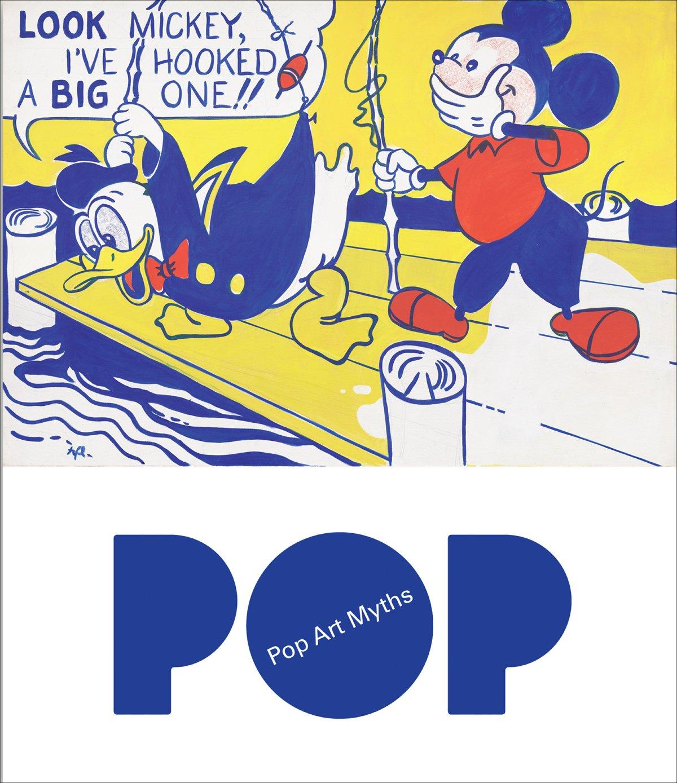 Read Online Pop Art Myths pdf epub