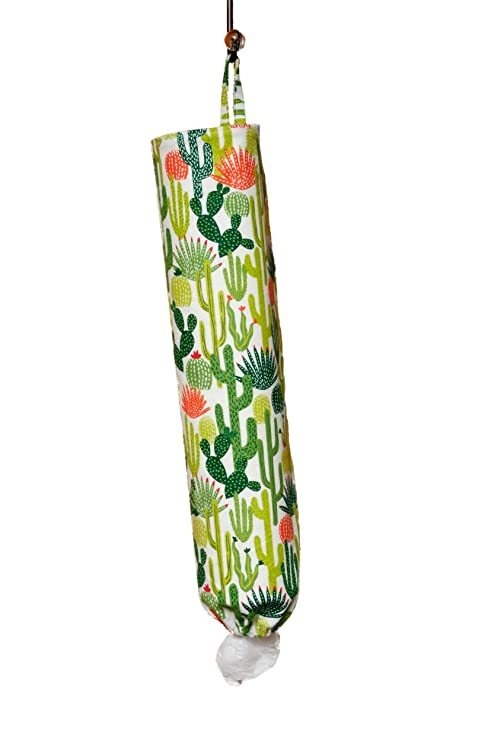 Amazon.com: Bolsa de plástico para cactus de dibujos ...