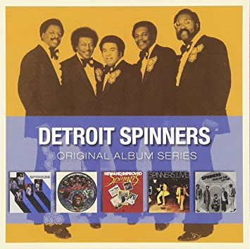 Original Album Series : Spinners: Amazon.es: Música