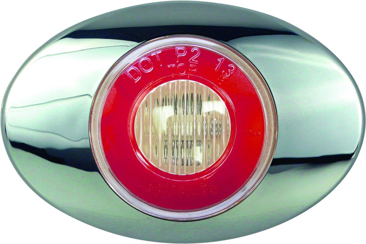 Optronics 11212258P Red LED Marker Light