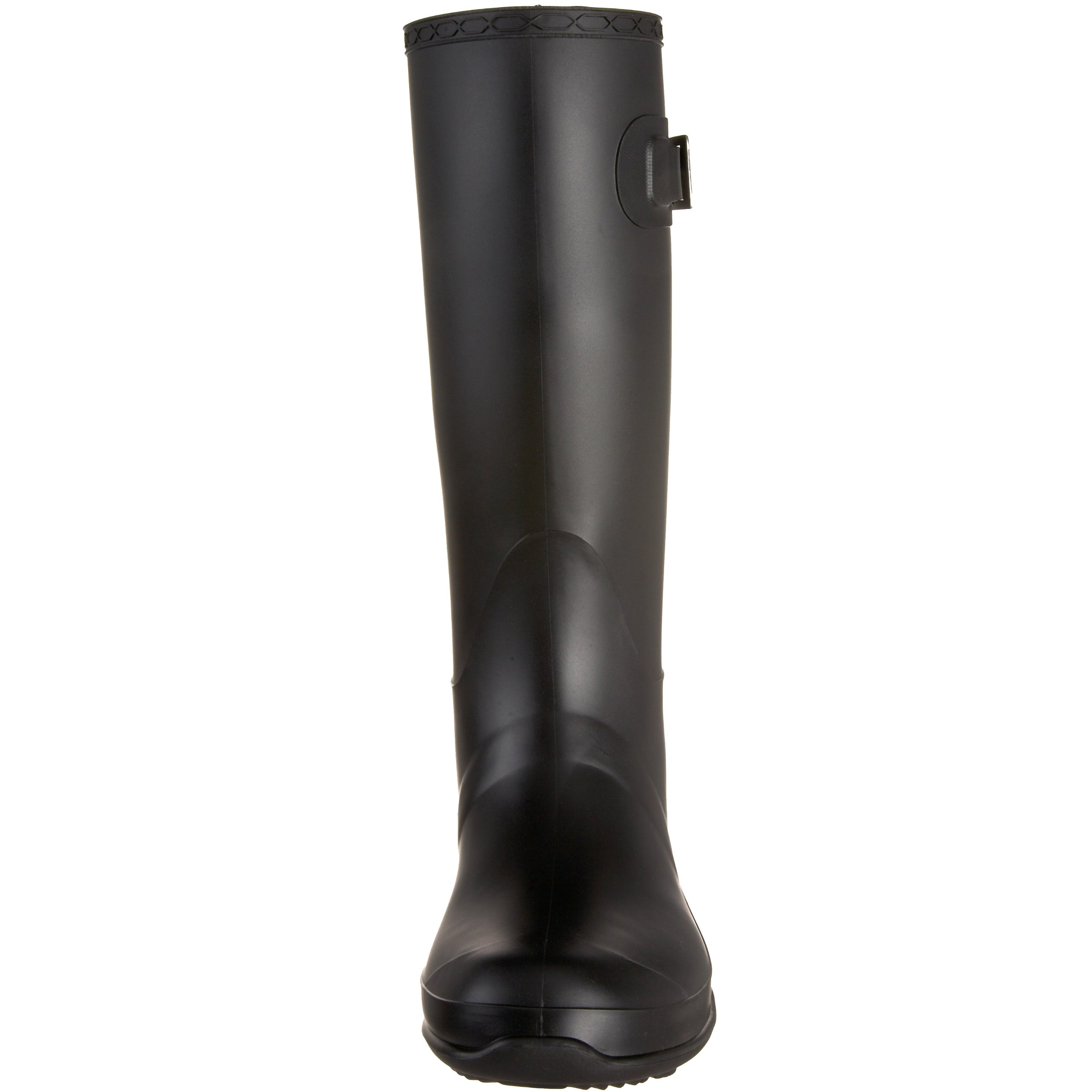 Kamik Women's Olivia Rain Boot,Black,9 M US by Kamik (Image #4)