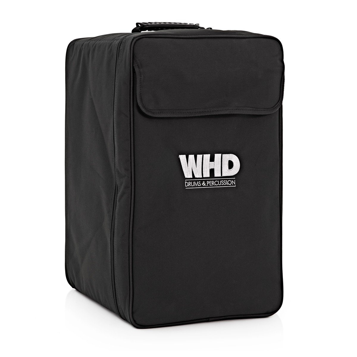 WHD Cajon Finition/Ebene Noir