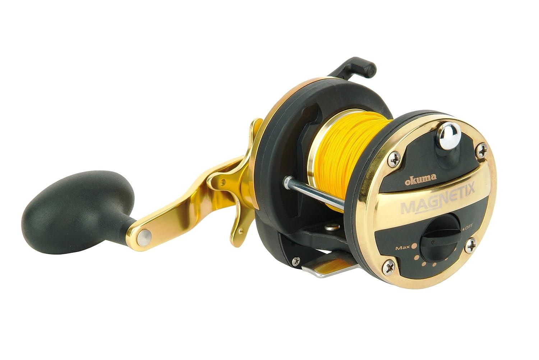 Nouveau Leeda Rogue 65FS fishing reel 6500FS